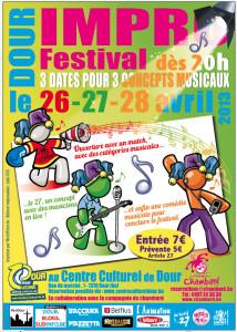 Dour Impro Festival 2013