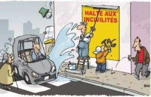 incivilité