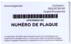 Hygea carte