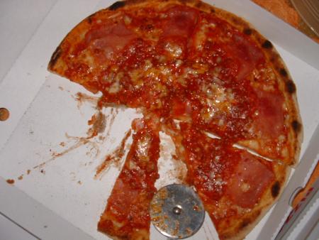 Dour - Pizza Bolognèse chez Pizza Del Matto