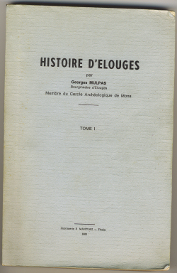 Dour, elouges, georges mulpas