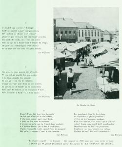 Dour, el marché d'Doû