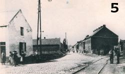 Dour, Ouskonné, spécial villages avant-fusion