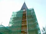 église saint-victor dour